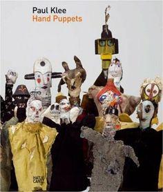 Paul Klee: Hand Puppets (Emanating): Amazon.co.uk: Eva Widekehr, Felix Klee, Zentrum Paul Klee: Books