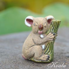 ceramic koala bear - Google Search