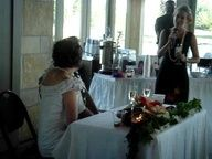 Funniest Maid of Honor Speech! I will do this at my sisters wedding someday.