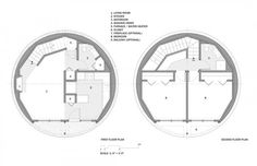 grain bin house plans - Google Search