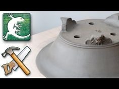 Making a sculpted pot - Fish Jumping - bonsai pottery - YouTube