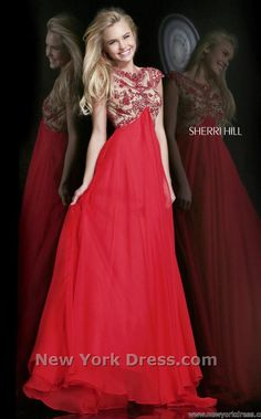 Sherri Hill 21321 Dress - NewYorkDress.com