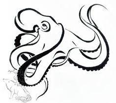 octopus tattoo ile ilgili görsel sonucu