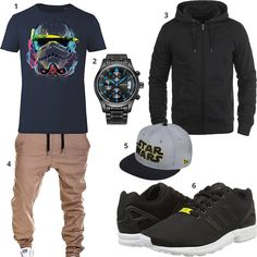 #starwars #style #fashion #menswear #adidas