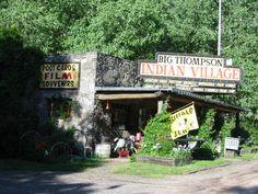Big Thompson Indian Village  Big Thompson Canyon  Loveland, Colorado