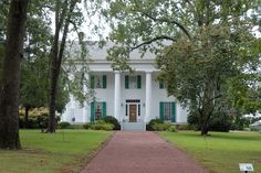 Roswell, GA is a historic suburb of Atlanta where Theodore Roosevelt's mother once lived in a plantation home still standing.
