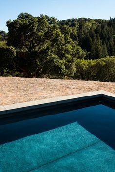 Solar Lap Pools Mesmerizing In The Swim Off The Grid Campsite Healdsburg California Swimming