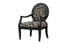 Linon Occasional Chair Zebra Print >>> Want to know more, click on the image.Note:It is affiliate link to Amazon.