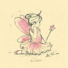 child ballerina sketch - Google Search