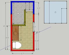 Alan, just some designs to look at. A few doorless shower designs