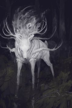 The Silver Soul. A horned entity with un identified abilities. The only two human beings sighted around this creature have never been seen or identified by anyone before. The creature is thought to be a portal between reality and the spirit world, but no powers have been confirmed.