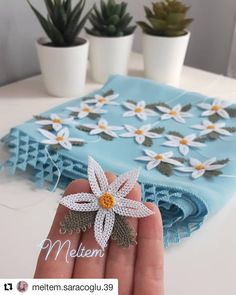 Çok Dikkat Çeken Yeni Tığ İşi Oya Modelleri Crochet Bedspread, Needle Lace, Elegant Table, Bargello, Baby Knitting Patterns, Table Decorations, Blog, New York, Crochet Lace Edging