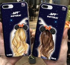 Me and elle cases, 2019 friends phone case, phone cases ve bff iphone Bff Iphone Cases, Bff Cases, Girl Phone Cases, Disney Phone Cases, Cute Phone Cases, Samsung Cases, Galaxy Phone Cases, Best Friend Cases, Friends Phone Case