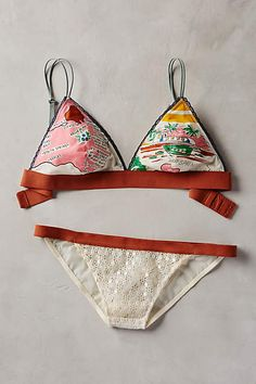 Love Stories Wild Rose Bralette - anthropologie.com