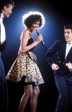 Whitney Houston, 1986