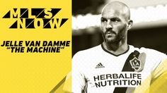 #MLS  After offseason of flux, Jelle Van Damme assumes captain's role for Galaxy