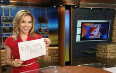 Houstonian returns home to be on TV!