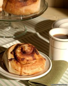 "See the ""Truck-Stop Cinnamon Rolls"" in our  gallery"