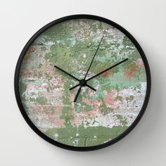 Nes fort grunnmur Wall Clock by lisnas Wall Clock Frame, Unique Wall Clocks, Natural Wood, Store, Storage, Shop