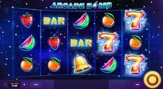 Arcade Bomb, gratiskasinospelet från Red Tiger Gamin, kommer säkerligen att tilltala dig, inte endast tack vare grafiken, utan huvudsakligen för vinstexplosionen.  #jackpot #slotmaskiner #gratis