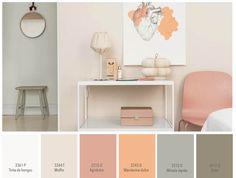 paleta de color decoracion