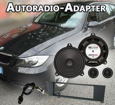 Autoradio-Adapter, A