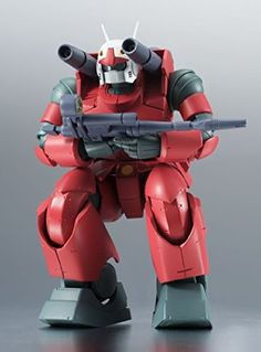 ROBOT魂 機動戦士ガンダム [SIDE MS] RX-77-2 ガンキャノン ver. A.N.I.M.E. (初回特典付き) 約125mm ABS&PVC製 塗装済み可動フィギュア