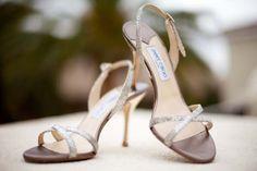 Jimmy Choo Bridal Shoes...