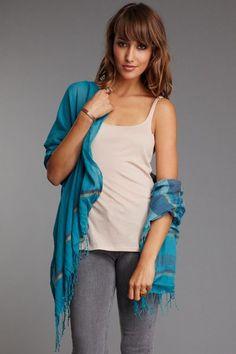 Subtle Luxury, Spun & Glam Vintage Soul  Spun by Subtle Luxury Menswear Stripe Scarf