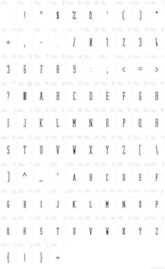 Free Font downloads alot of different ones pretty cool