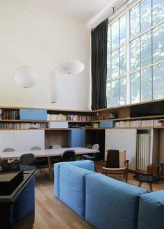 Maison MEN | Le LAD : Le Laboratoire d'Architecture Intérieure et Design