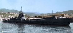 I-400 class submarines of the Imperial Navy started to be built in 1942,