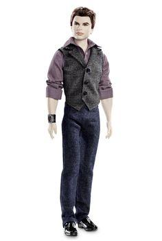 The Twilight Saga Breaking Dawn–Part 2 Emmett Doll