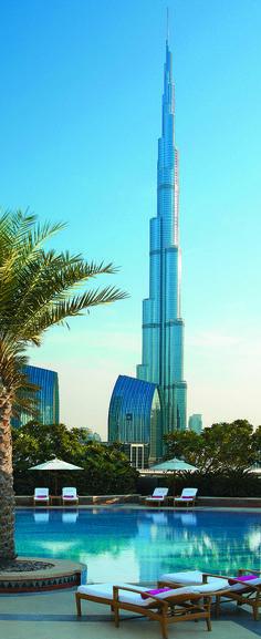 Shangri-La Hotel, Dubai - Swimming Pool