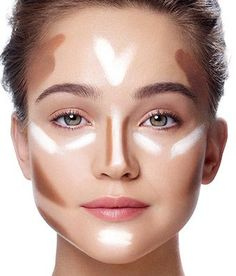 Best Contouring Makeup   Sephora_Best Contouring for all skin tones, types, AND face shapes. Plus shop their best plattes!!!