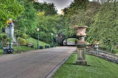 Avenham Park Preston- really good and historic park
