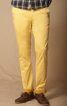 JOJOBA TROUSER POCKET STRETCH CHINO     BOWIE- STRAIGHT FIT 14.5 INCH LEG OPENING
