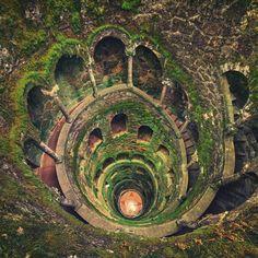 Το πηγάδι της Σίντρα, Πορτογαλία, 25 εντυπωσιακές φωτογραφίες από εγκαταλελειμμένα μέρη - (Page 5)