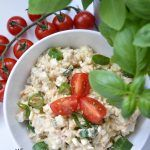 Sałatka z serkiem wiejskim i tuńczykiem Grains, Rice, Food, Meals, Yemek, Laughter, Jim Rice, Eten