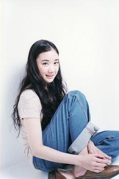 Lottie的相册-Yu Aoi Loose pants look so cute...