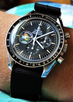 Speedmaster Professional Apollo XIII that was introduced by Omega in 1995, to commemorate the Apollo 13 missions of 1970.