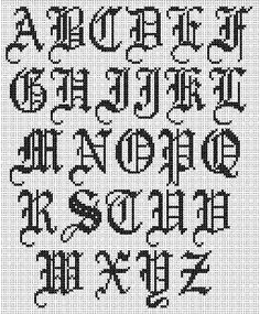 9f3100aea7bd0ba2cab247c8dd8637bc cross stitch font cross stitch alphabet