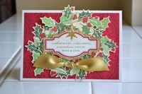 A Project by Aly D from our Cardmaking Gallery originally submitted 12/24/12 at 10:23 AM