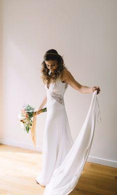 Wedding Dresses Inspiration    Picture    Description  An Eclectic, Neighborhood Brooklyn Wedding    - #Dress https://glamfashion.net/wedding/dress-wedding/beautiful-wedding-dresses-inspiration-2017-2018-an-eclectic-neighborhood-brooklyn-wedding/