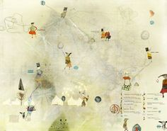 mapping the collective unconscious. so intrigued by this concept.