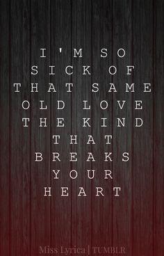 Selena Gomez♡Same Old Love