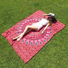 Ambesonne Fiji Headscarf Summer Time Peaceful Setting Hijab Scarf
