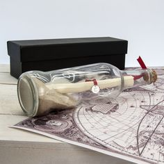 Anniversary Message In A Bottle To Buy