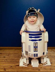 This IS the droid you're looking for.