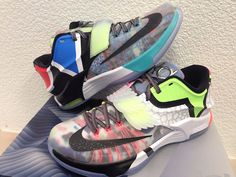 "Check out Another Look at the Nike KD 7 ""What The"" 